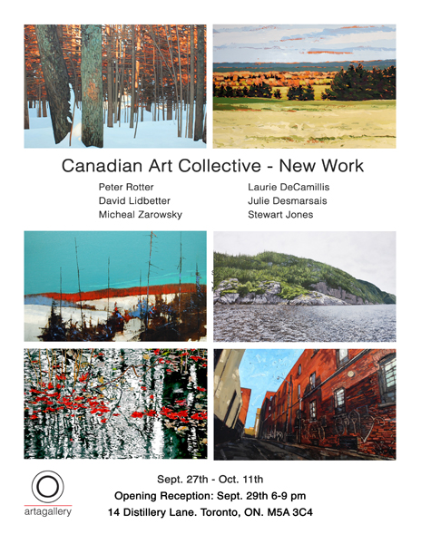 Canadian Art Collective - ARTA